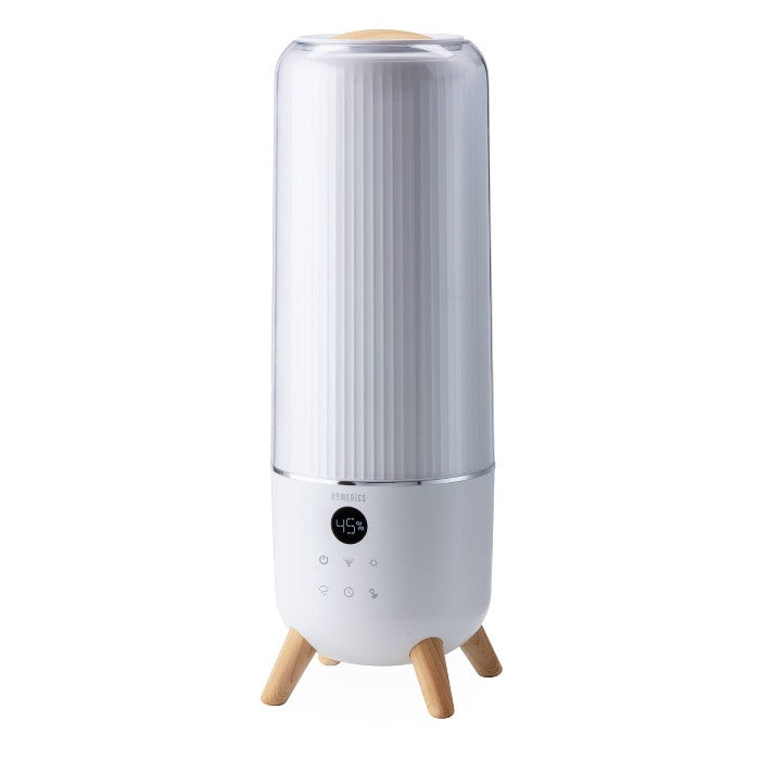 HoMedics Cool Mist Ultrasonic Top-Fill Humidifier with Aromatherapy