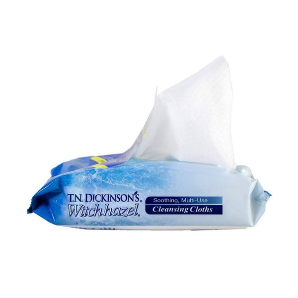 T.N. Dickinson's Witch Hazel Cleansing Cloths - 25ct