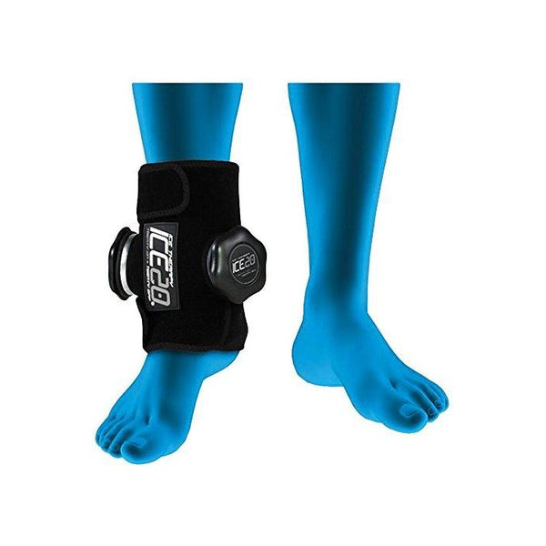 Ice20 Double Ankle Ice Therapy Wrap