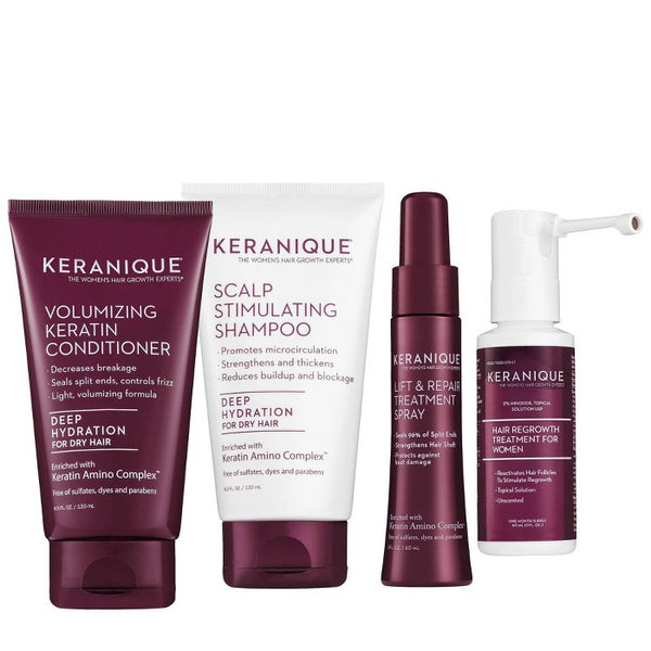 Keranique The Complete Hair Regrowth System