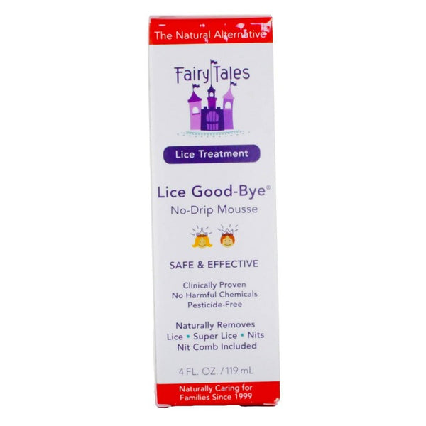 Fairy Tales Lice Goodbye Treatment - 4 fl oz