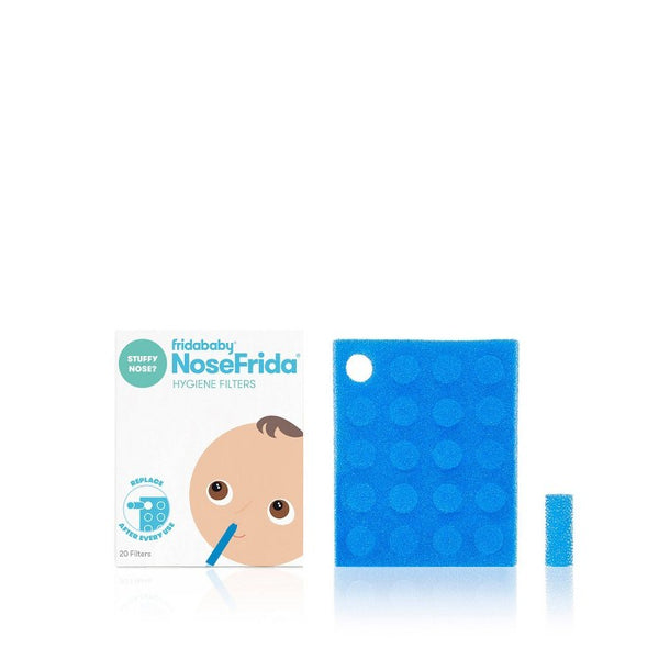 Fridababy NoseFrida Hygiene Filters - 20ct