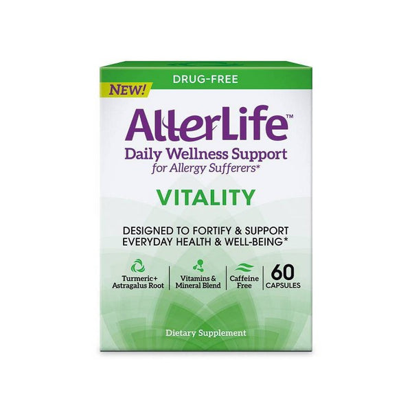 AllerLife Vitality Support Capsule - 60ct