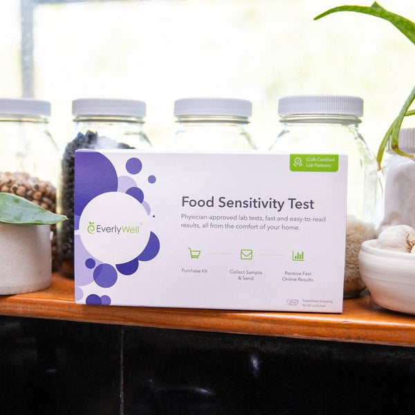 EverlyWell Food Sensitivity Test - Lab Fee Included