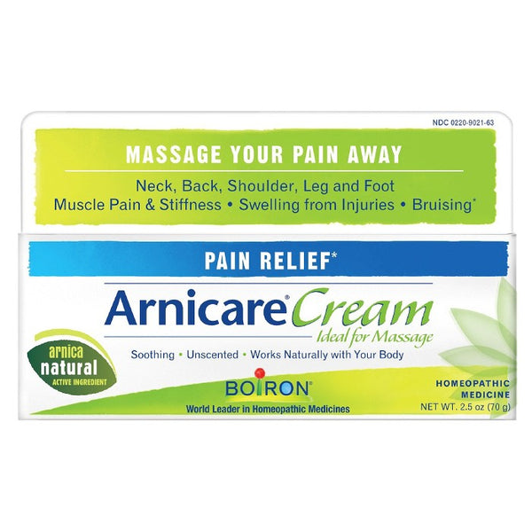 Boiron Arnicare Pain Relief Cream - 2.5oz