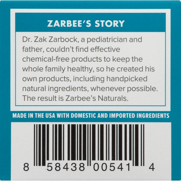 Zarbee's Naturals Baby Chest Rub - 1.5oz