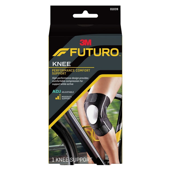 FUTURO Performance Comfort Knee Support Adjustable size - 1ct