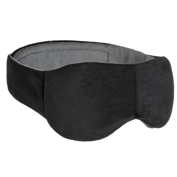 Yogasleep Reversible Weighted Eye Mask, Black