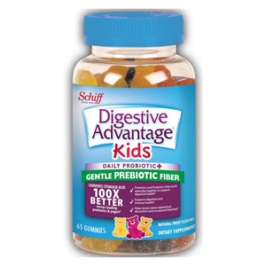 Digestive Advantage Kids Daily Probiotic Gummies - Fruit Flavor
