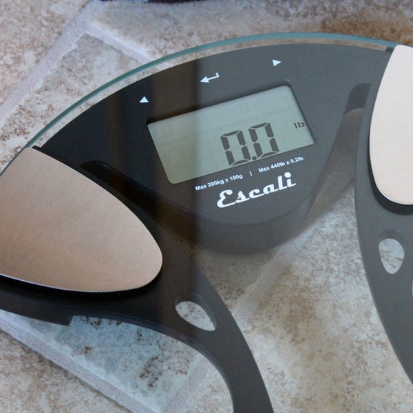 Ultra Slim Body Composition Bath Scale - Escali