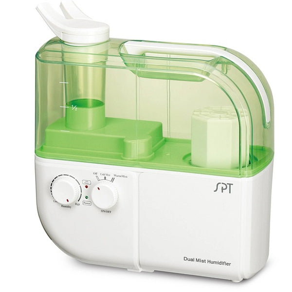 Sunpentown SU-4010G Dual Mist ION Exchange Filter Humidifier