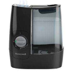 Warm Mist Humidifier Black - Honeywell