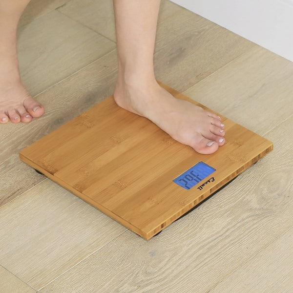 Bamboo Bathroom Scale - Escali