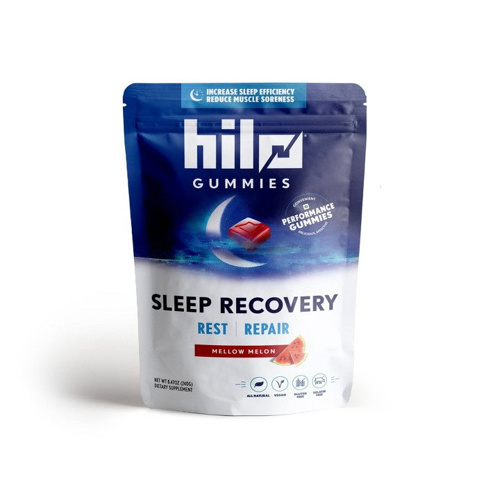 Hilo Sleep Recovery Gummies - Mellow Melon - 60ct