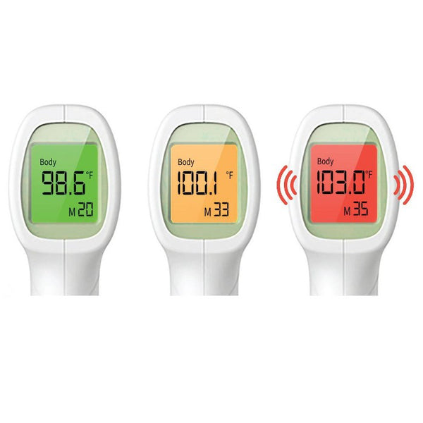 FLTR No Contact Infrared Digital Forehead Thermometer
