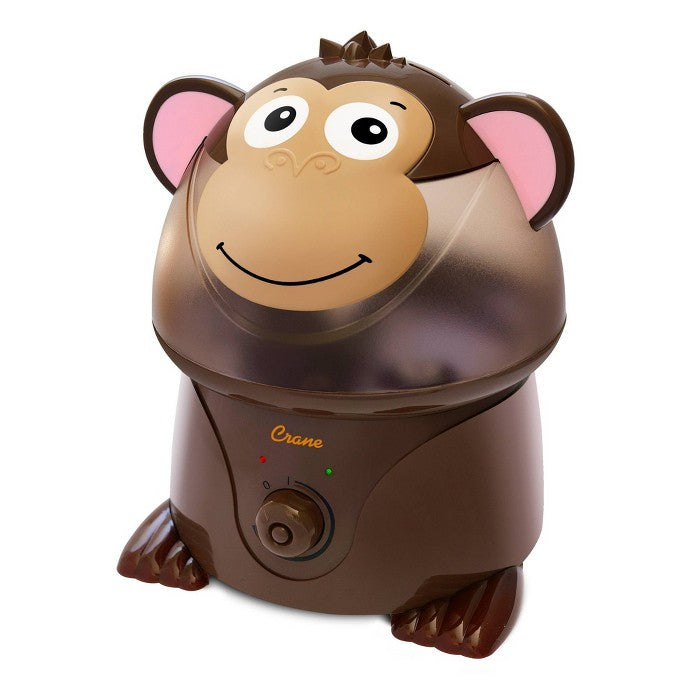 Crane Adorable Monkey Ultrasonic Cool Mist Humidifier - 1gal