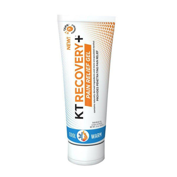 KT Tape Recovery+ Pain Relief Gel Roll-On