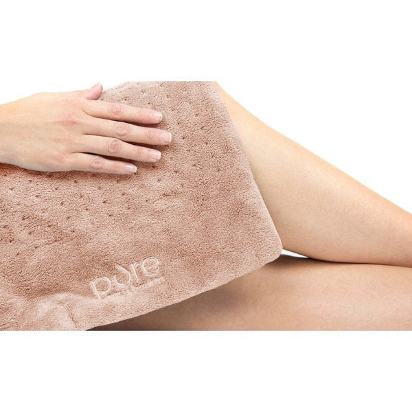PureRelief Deluxe Mauve Heating Pad