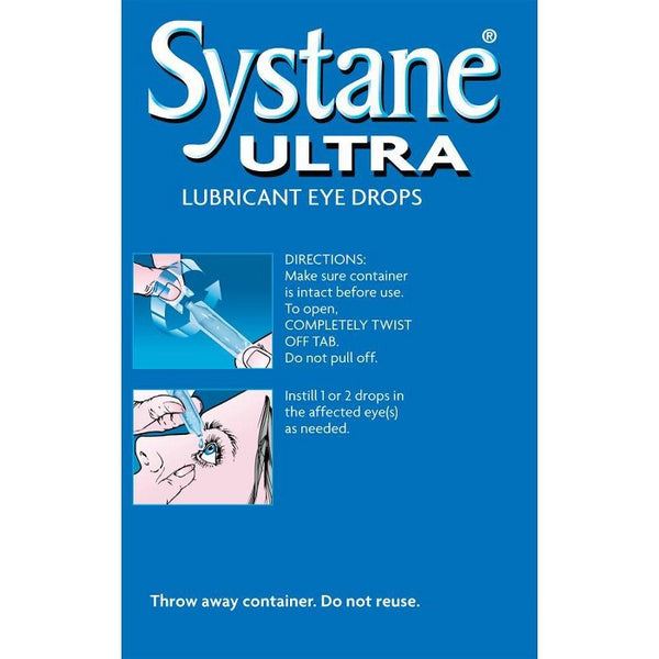 Systane Ultra Preservative-Free Eye Drops