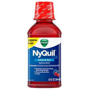 NY Quil Cold & Cough
