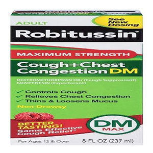 Robitussin Max Strength