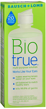 Bio true Multi-Purpose Solution - 296 ml (10 oz)