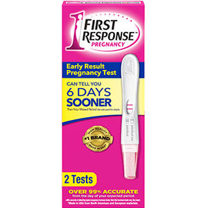 Pregnancy Test (2 pack)
