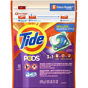 Tide Pods (35 Count)