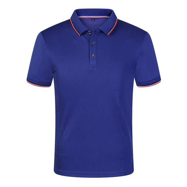 New 2019 Solid Color Summer Polo