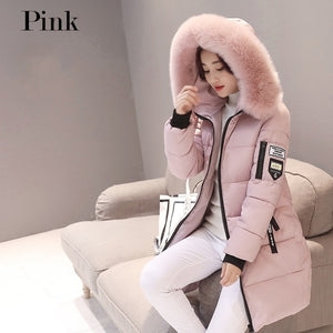 2019 New Parka Womens Winter Coats