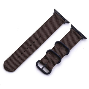 Hot Sell Nylon Watchband for Apple Watch Band Series 5/4/3/2/1