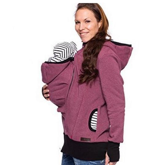 Holder Jacket Kangaroo Carrier Baby