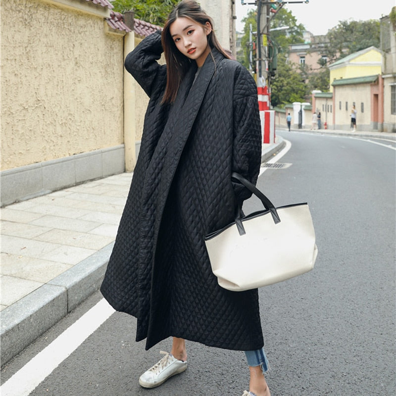 New Fashion Black Oversize