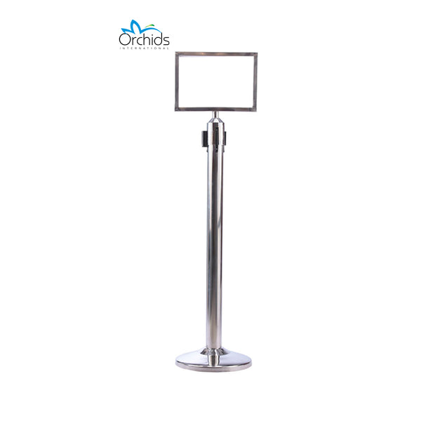 A4 Sign Holder Stand