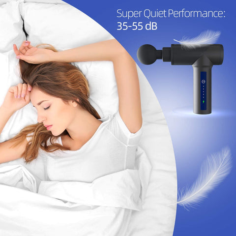 Super Quiet Percussion Massage Gun