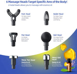 Percussion Massage Gun| Jigsaw Massage Gun - JagNadu