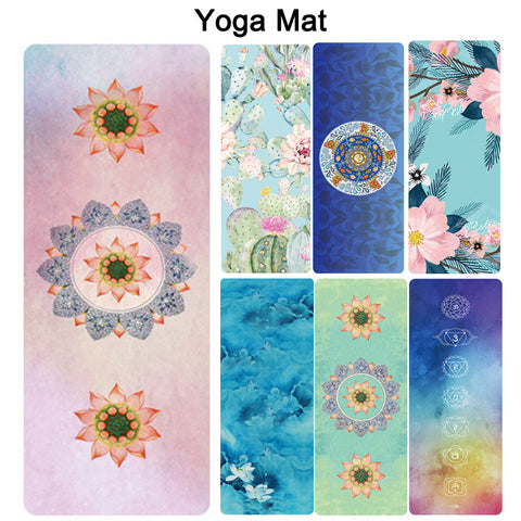 Ultra Thin (1.5mm) Yoga Portable Foldable Mat ( Free & Fast Shipping from USA)
