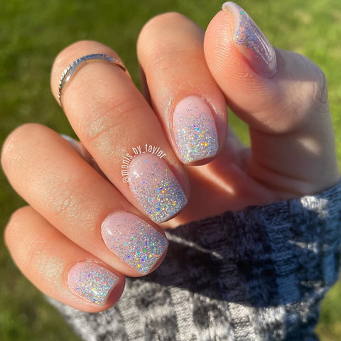 D32 Isadora and D20 Erica Ombre Dip Manicure | Revel Nail Dip Powder | Get the look