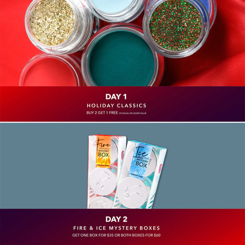 12 Days of Revel Holiday Classics | Fire and Ice Mystery Box