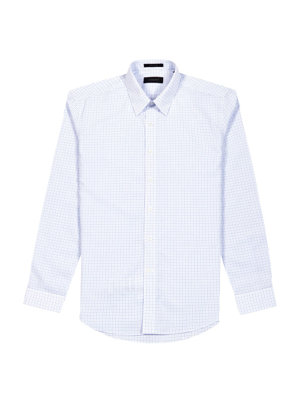 Grid Pattern Shirt