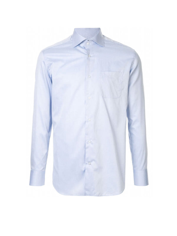 Plain Dress Shirt