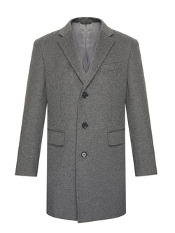 Single-Breasted Short Coat