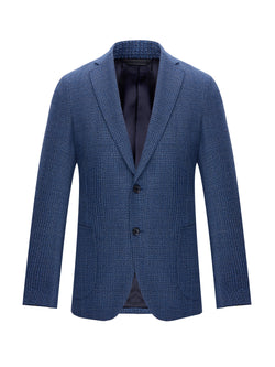 Single Breasted Regular-Fit Blazer