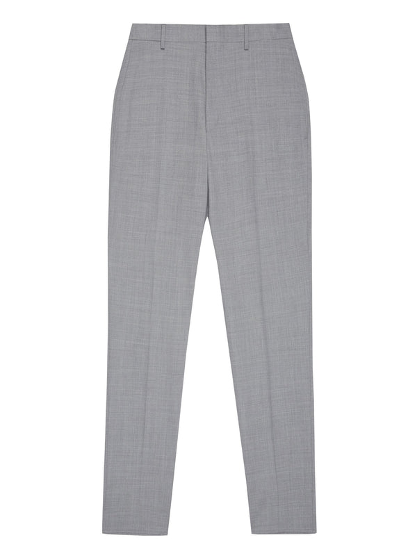 Staight Leg Suit Pants