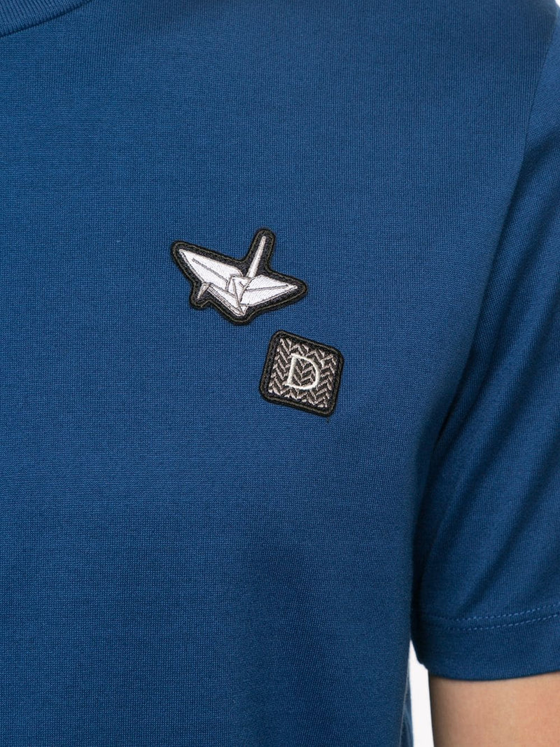 Patch Detail T-Shirt