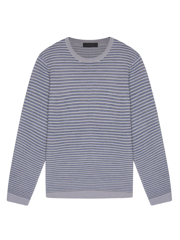 Striped Slim-Fit Jumper