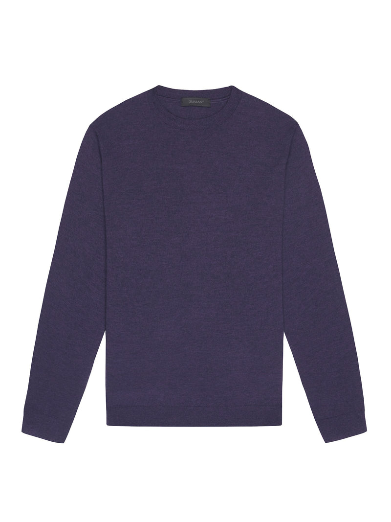 Slim Fit Wool Jumper