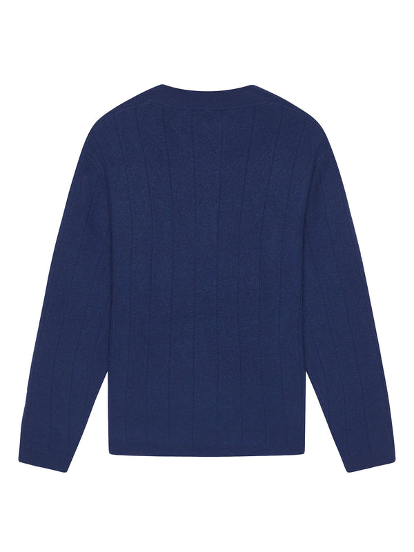 Crew Neck Slim-Fit Jumper