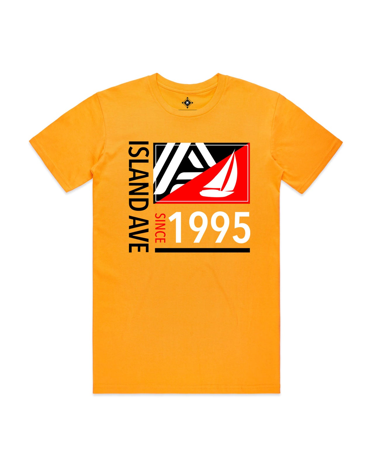 """1995"" Nautical Tees (Gold)"