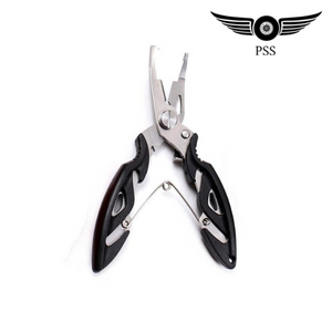 Plier Fishing Lanyards Boating Camping Secure Pliers Lip Grips Tackle Fish Tool